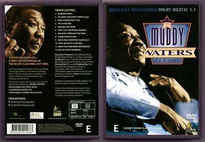 音樂居士#Muddy Waters - Live At The Chicagofest () DVD