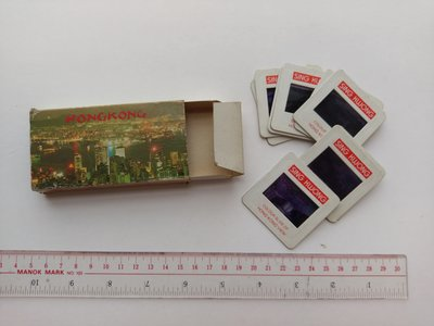 懷舊香港留影幻燈片縮影針孔相機玩具slide