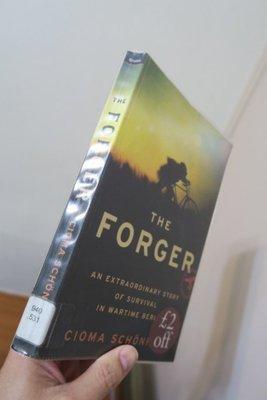 【英文舊書】[德國][回憶錄] The Forger, Cioma Schonhaus