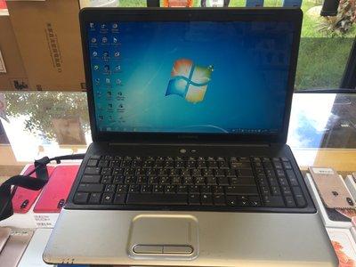 奇機通訊(巨蛋店) 二手 HP Compaq Presario CQ60-110TU 16吋 筆記型電腦
