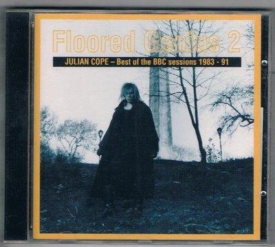 [鑫隆音樂]西洋CD-FLOORED GENIUS 2 / NIGHTRACKS/ DUTCH EAST INDIA RECORDS {DEI8124-2}
