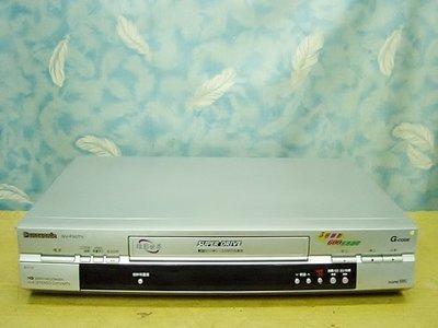 【小劉2手家電】內部少用九成新的 PANASONIC VHS錄放影機,NV-T90TN型,壞機也可修理/回收!