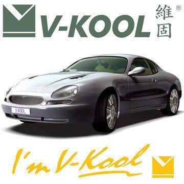 泰利汽車大樓隔熱紙~【V-KOOL G05 +FSK 冰鑽 F30】 限量特惠價14000元