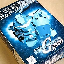 全新日版絕版品進口公司貨【BANDAI】BB戰士NO.18 RGM-79N GM CUSTOM 1999年珍貴收藏版,無底價!