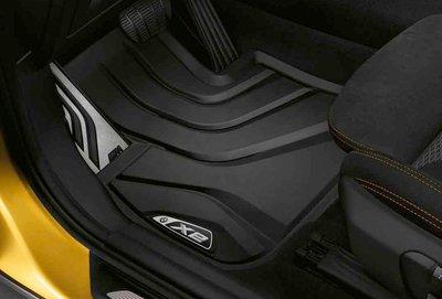 BMW 原廠 腳踏墊 踏墊 ( 橡膠 ) For F39 X2 20i