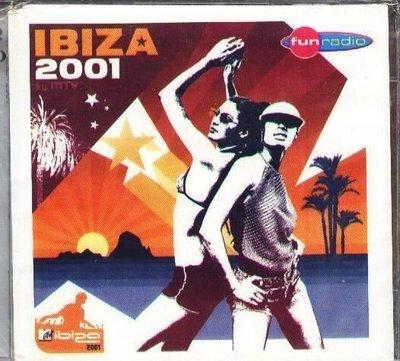 八八 - MTV Ibiza 2001 - Cygnus X Three Drives System F Deleriu