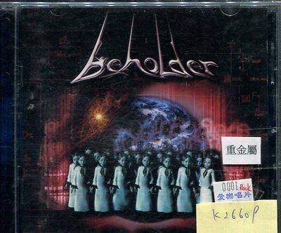 *真音樂* BEHOLDER / WISH FOR DESTRUCTION 二手 K26609