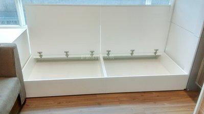 【新集傢俱】窗邊椅/窗邊櫃/收納櫃~量身訂製~客製化9899