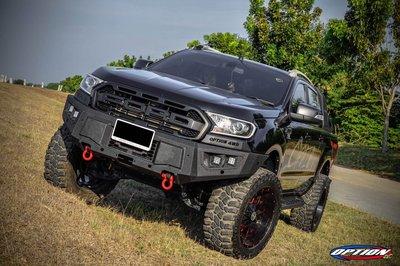 Ford 福特 Ranger 浪久 遊俠 4X4 4WD Pick Up 皮卡 Option 前保 前鐵保 防撞 16+