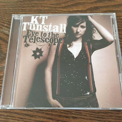 [老搖滾典藏] KT Tunstall-Eye To The Telescope 日版專輯