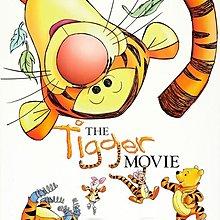 跳跳虎歷險記-The Tigger Movie (2000)原版電影海報