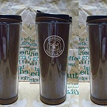 Starbucks星巴克~2010 週年記念 經典logo隨行杯 12oz~限量絕版品,只有一個∼可面交
