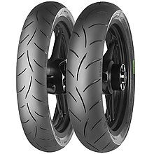 [屏東-晟信二輪]歐洲 SAVA 莎瓦 MC50 110/70-17 道路版半熱熔 輕檔車輪胎 安裝+氮氣+平衡+除臘