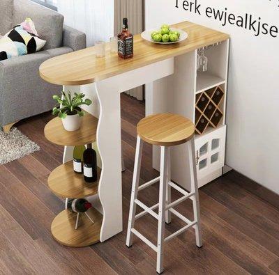 (訂貨價:$900)歐式酒吧枱+不帶凳子 菱形酒格吧台 餐枱 酒櫃 100cm寬 Bar Table*No Stools