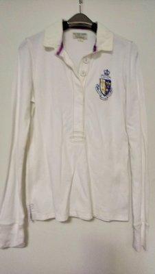 Ralph Lauren棉質長袖Polo衫