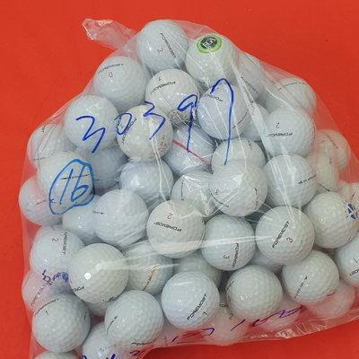 割草阿和 高爾夫球(美麗) FOREMOST PRO-TOUR X3 三層球系列100顆1顆16元_30397  賣14