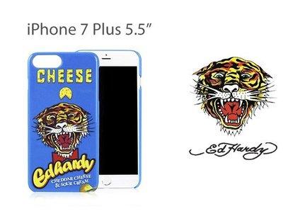 ☆韓元素╭☆ED HARDY iPhone 7 Plus 起士洋芋片 5.5吋 CHEESES POTATO 保護殼
