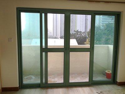 訂造各款防蚊網 趟門蚊網 鋁窗花 活動窗花 貓窗花 多顏色 上門度尺 包安裝