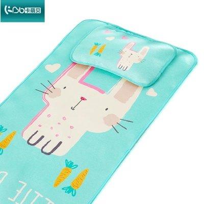 涼席 墊子冰絲新生兒童寶寶夏季天bb幼兒園透氣可機洗折疊