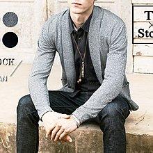 【T3】男士針織衫 新款 薄毛衣 男裝 開衫 純色 修身 顯瘦 時尚 百搭 潮流 外套 中長款 英倫 罩衫【M29】