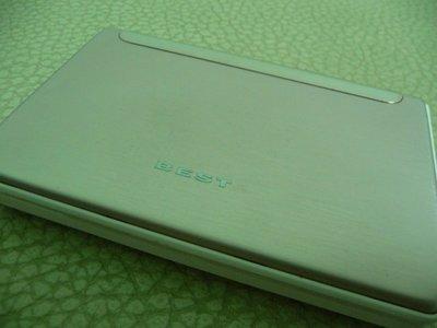 2手   無敵  CD-859   mini 粉色  電池可蓄電    真人發音
