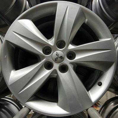 【益和輪胎】5孔114.3 優質18吋三菱原廠鋁圈MITSUBISHI OUTLANDER FORTIS LANCER