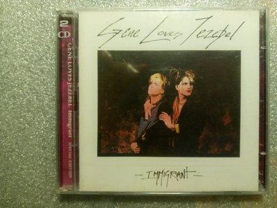 兄弟檔最終分家,歌德搖滾名團Gene Loves Jezebel 1985年第2張專輯Immigrant 雙CD特別版