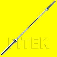 【Fitek 健身網】86英吋奧林匹克長桿☆可摔桿☆20公斤重標準槓☆奧林匹克桿☆舉重、健力、重量訓練適用奧槓