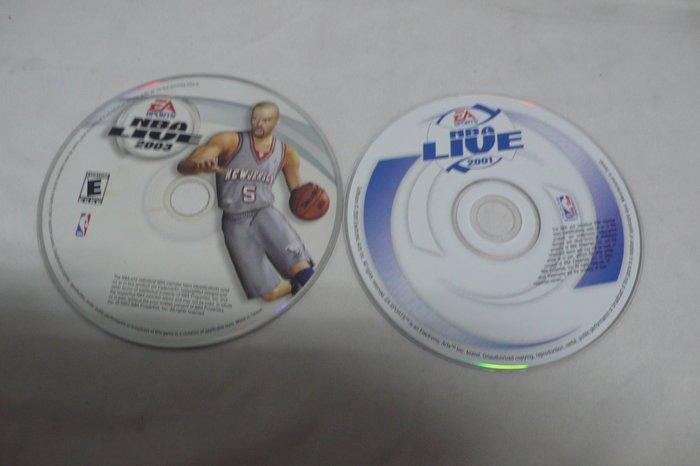 紫色小館67-1------NBA LIVE{2001.2003{2片}}