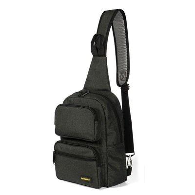 【 新和3C館 送手機支架 】 新款超大多功能超大容量胸包 單肩包 側背包  旅行便捷背包 男士單肩包