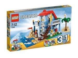 LEGO 7346 Creator Seaside House 全新 靚盒