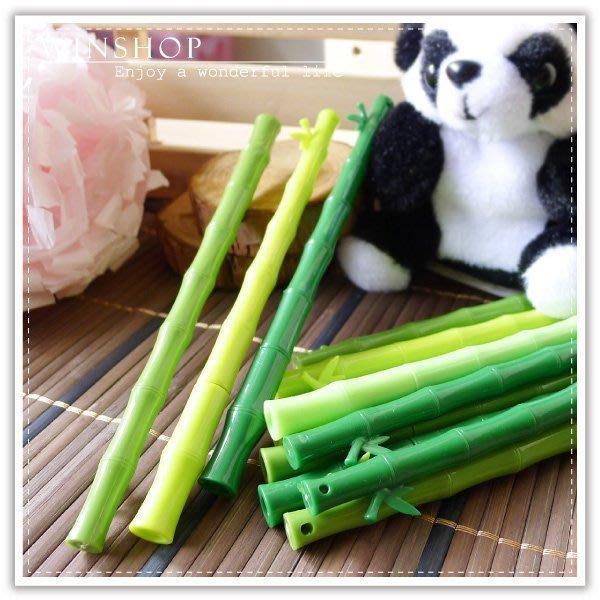 【贈品禮品】B2082 竹子造型筆/竹葉筆/綠葉/小草筆/葉子筆/中性筆/造型原子筆/創意文具/廣告筆
