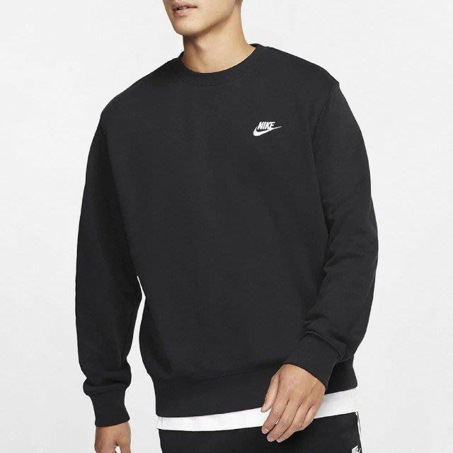 Nike Just Do It Logo 黑色  小勾勾 長袖 Bv2667-010