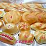 【花宴】人造麵包*12號牛角酥*攝影~ 櫥窗佈...