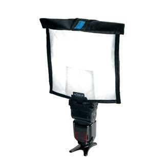 呈現攝影-Rogue 美國樂客 LF-4011大型柔光幕 適用可折式反光板LF-4001 閃光燈 柔光罩 CANON580EXII