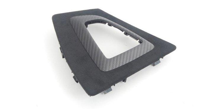 【樂駒】BMW M Performance F20 Carbon 碳纖維 內裝 輕量化 排檔座 排檔 飾板 套件 改裝