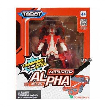 【現貨】TOBOT機器戰士 正版 迷你 冒險 TOBOT mini ALPHA 全系列