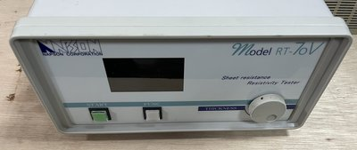 (泓昇) Napson Corp. RT-70V PROBE UNIT 電阻係數量測儀