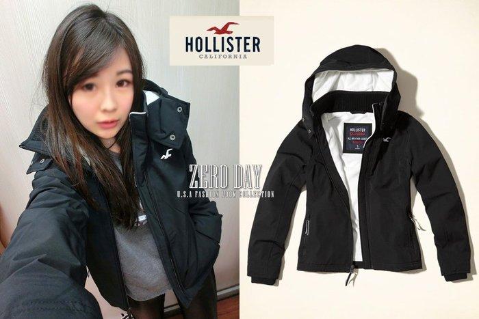 美國HCO真品Hollister All-Weather Stretch Fleece-Lined Jacket風衣外套