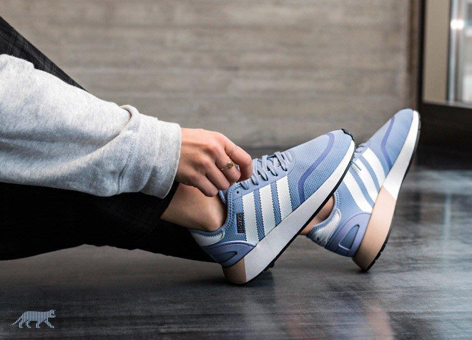 inteligencia Molesto capital  adidas original n 5923 CE4826 藍色 撞色 LOGO 透氣 網布 復古 運動鞋 慢跑鞋 | Yahoo奇摩拍賣