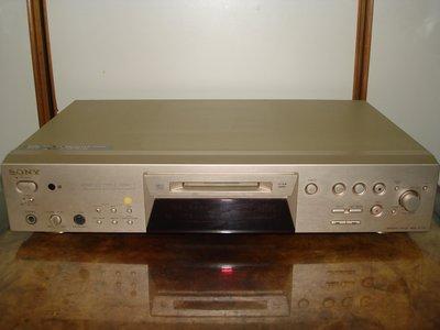 42.慶雙十優惠一千SONY MDS-JE770 MD播放機可當DAC使用特價7500元