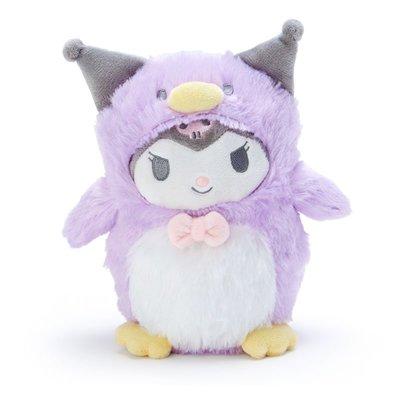 @雪花館@ 代購~正版酷洛米 ♥ 企鵝造型絨毛玩偶娃娃