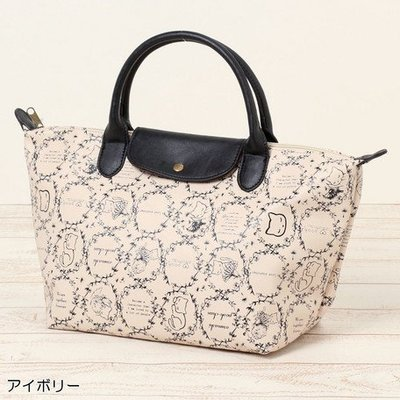 日本限定 longchamp款 手提包 眼睛 貓咪 睫毛 小包 包包 包 三色 白