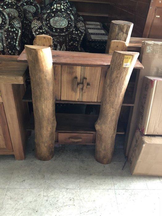 大高雄冠均二手貨家具---【全新正樟木】 樟木厚板   裝飾櫃     擺飾櫃     收納櫃     置物櫃
