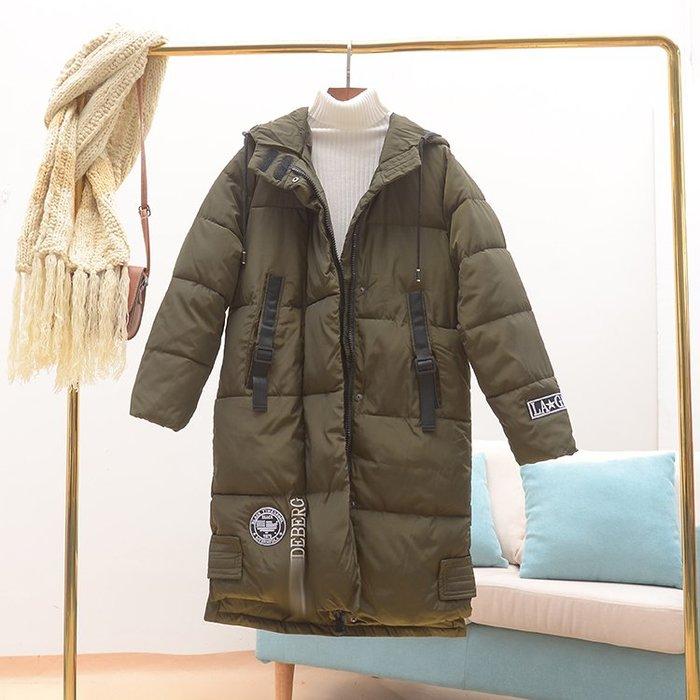 正韓【/】2.2L¥29 新款中長款外套寬松潮流大衣