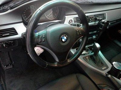 BMW 320I 335I M3 318i,320i,330,323i,325i,328,車內裝 髮絲鋼 包膜施工