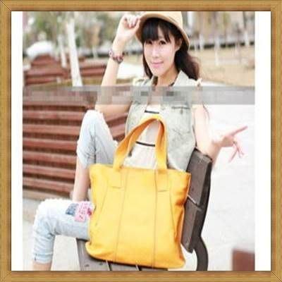 真皮手提包-商務時尚經典肩背皮革女包包8色(小)8b16【義大利進口】【巴黎精品】
