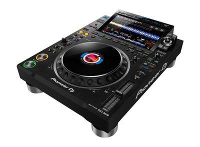 《PLAYER》最新款 Pioneer DJ CDJ-3000 播放器