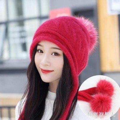 月子帽 秋冬季產婦帽產后帽子保暖加厚坐月子帽孕媽媽帽 AW7248