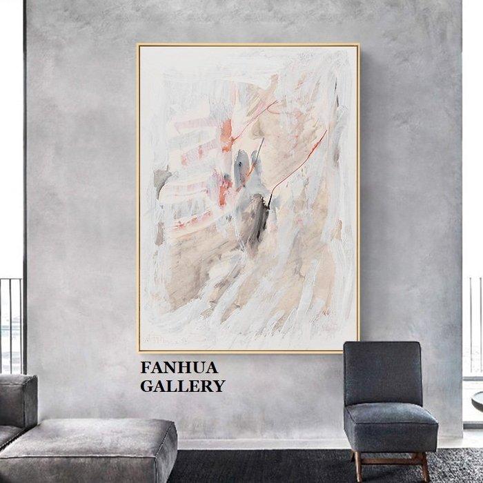 C - R - A - Z - Y - T - O - W - N 德國藝術大師抽象裝飾畫書房辦公室掛畫客廳玄關餐廳壁畫